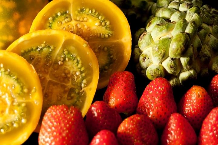 El efecto antioxidante