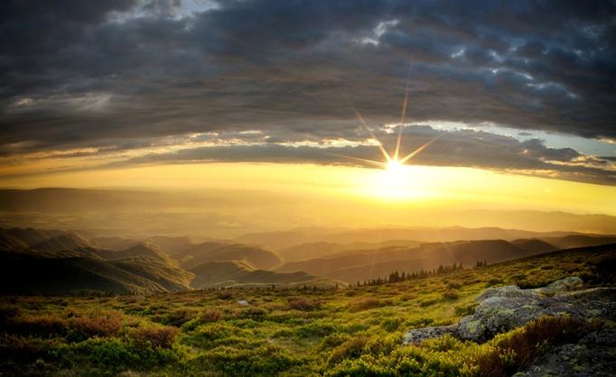 El día del Sol inmovil