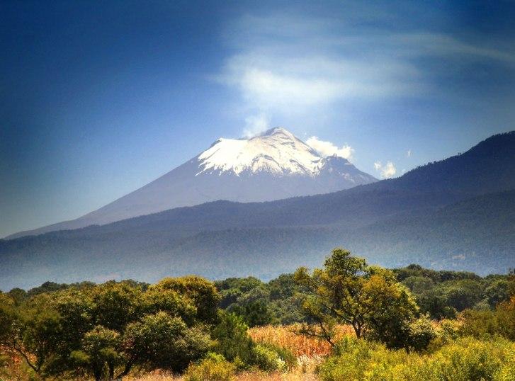 El Popocatepetl. Sólo es cuestión de tiempo