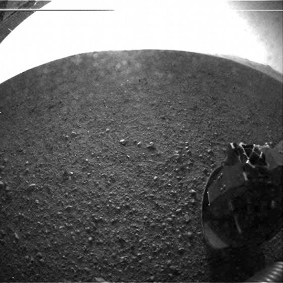La UNAM llega a Marte con el robot Curiosity