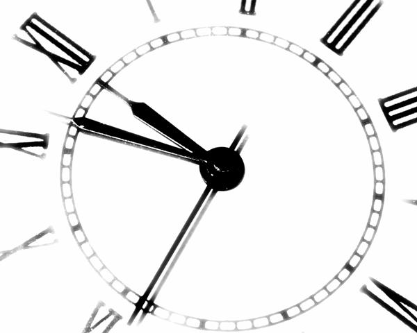 Relojes humanos