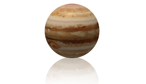 Una vista a Júpiter