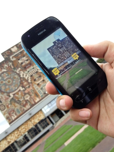 Tecnología móvil en la UNAM