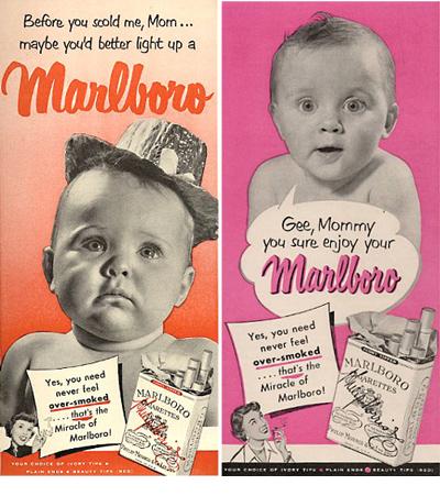 Historias de Humo. Los Hombres Marlboro (1)