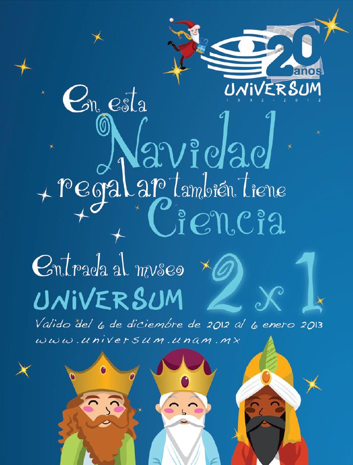 Navidad en Universum