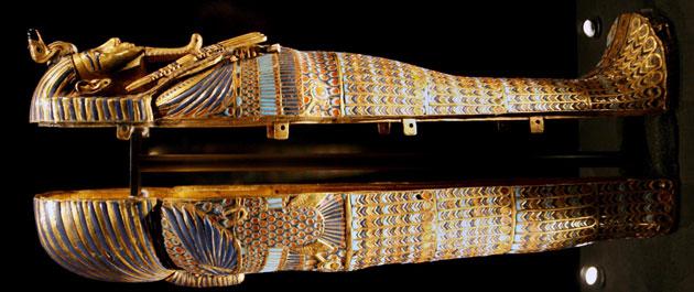 Tutankamón, La Tumba, El Oro y La Maldición
