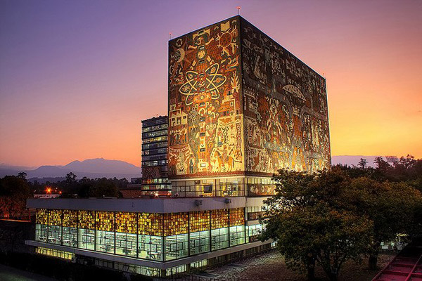 UNIVERSIDAD NACIONAL AUTONOMA DE MEXICO (UNAM) Image