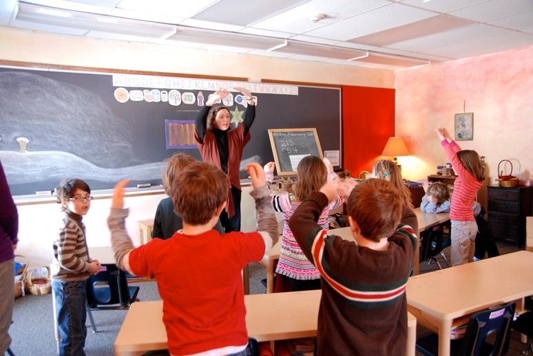 Educación new age. El sistema pedagógico Waldorf