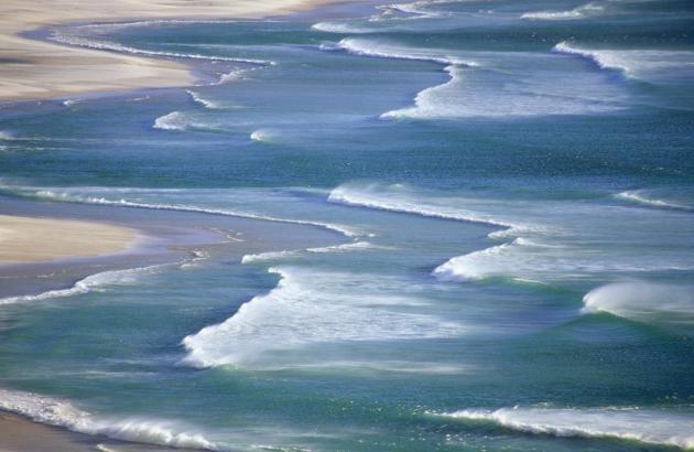 El mar en vigilancia constante