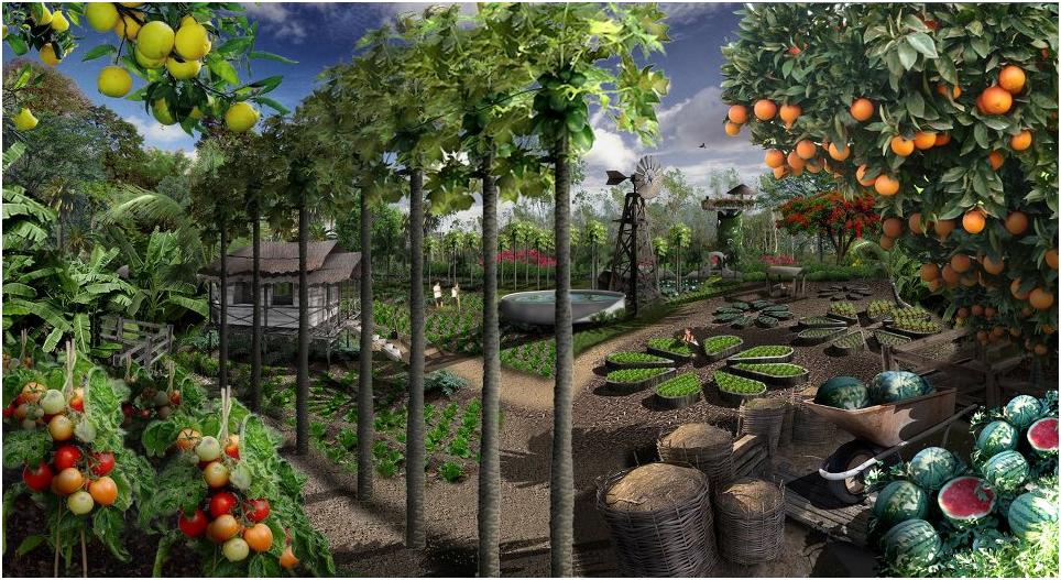 Permacultura: Un proyecto para el futuro