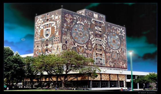 La UNAM en números