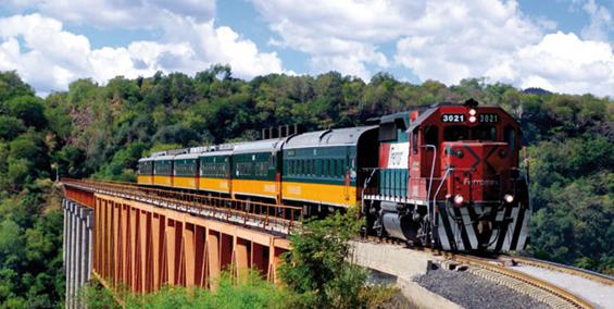 El Chepe: el tren de tus sueños