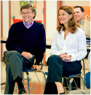 La Fundación Bill & Melinda Gates, altruismo a nivel mundial