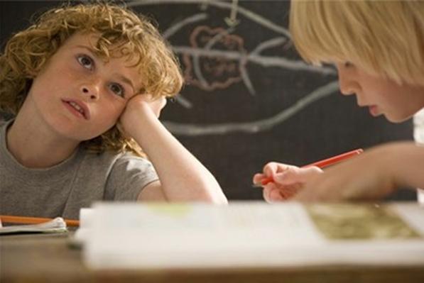 Aprendizaje de lectura y escritura en niños