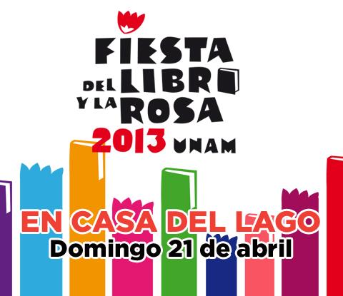Fiesta del libro y de la rosa 2013