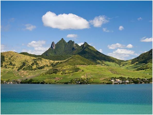 Mauritia el continente perdido