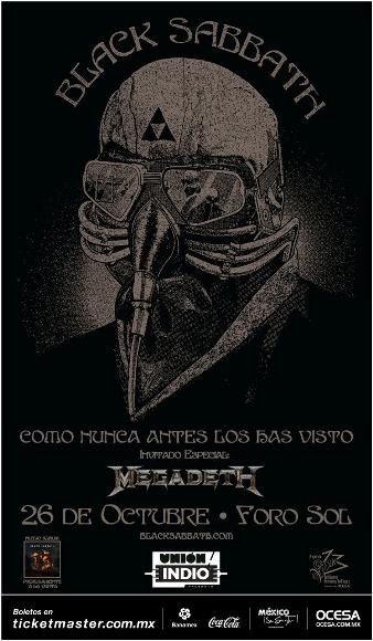 Black Sabbath en México