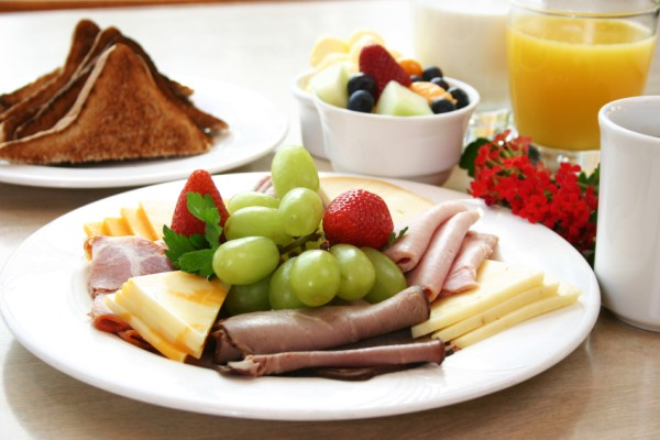 1,2,3… ¡A desayunar!