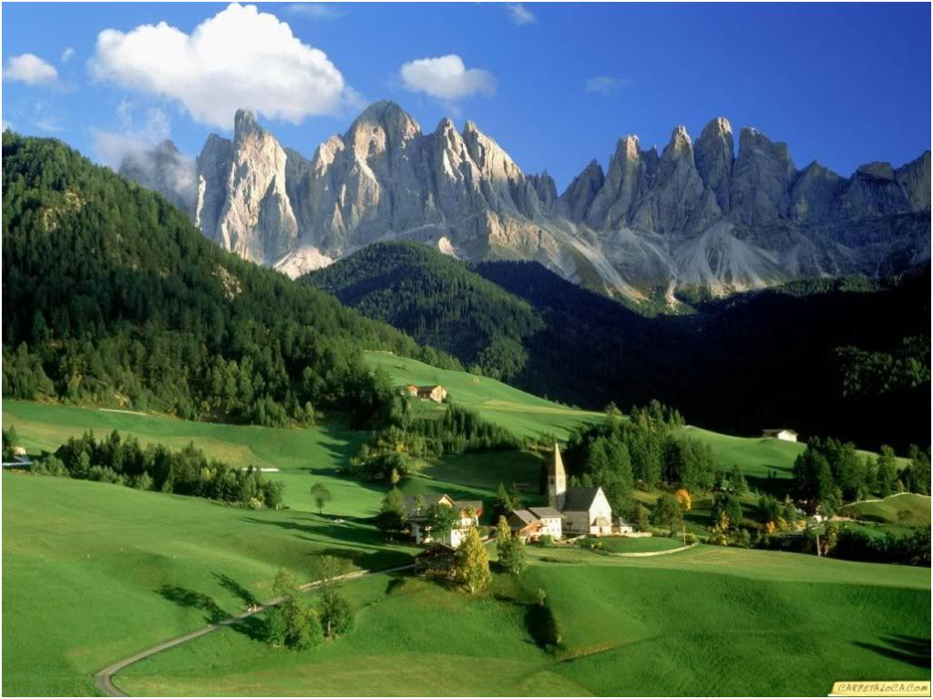 Los 10 países más verdes del mundo