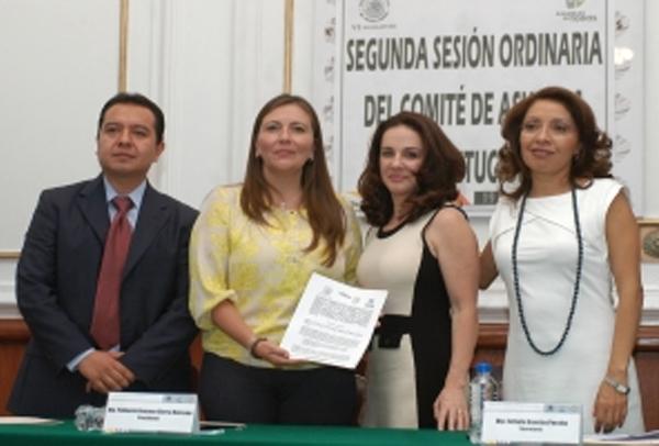 Acuerdo entre Fundación UNAM y Asamblea Legislativa del Distrito Federal
