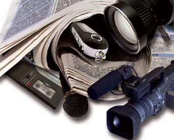Inauguración del Primer Taller de Periodismo