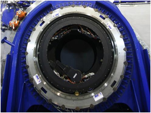 Supertelescopio centellador de rayos cósmicos