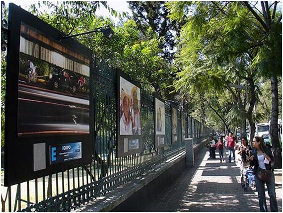 Las Rejas de Chapultepec