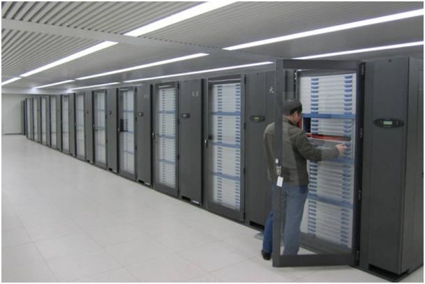 Supercomputadora made in China