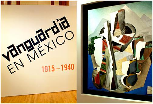 Vanguardia en México: 1915-1940