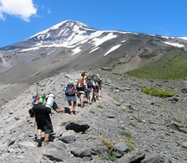 Montañismo en la UNAM