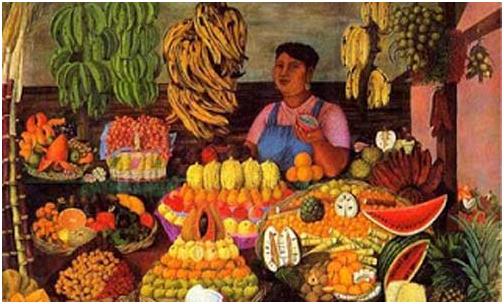 La obra de Olga Costa en el Palacio de Bellas Artes