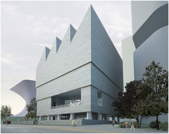 Un nuevo espacio para el arte en Ciudad de México: Museo Jumex