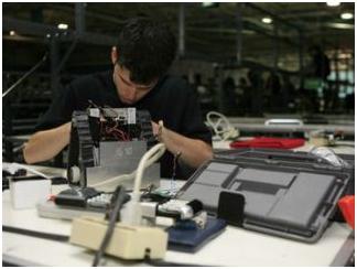 La UNAM desarrolla un robot de búsqueda en entornos de desastre