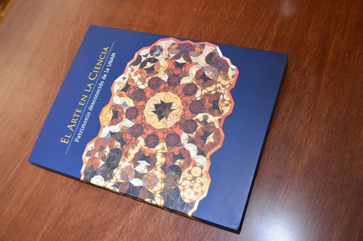 El arte en la ciencia Patrimonio desconocido de la UNAM