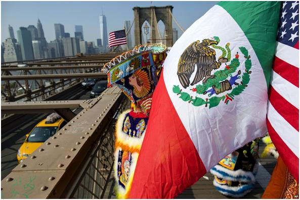 New York a la mexicana