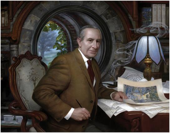 Otra de J. R. R. Tolkien al cine, su vida