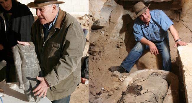 """Cortesías para la conferencia """"El secreto de las pirámides y la magia de las momias: Descubrimientos recientes"""" de Zahi Hawass"""