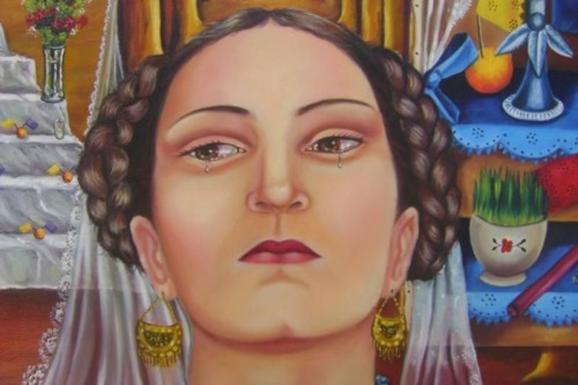 Archivo María Izquierdo, fragmentos de una vida