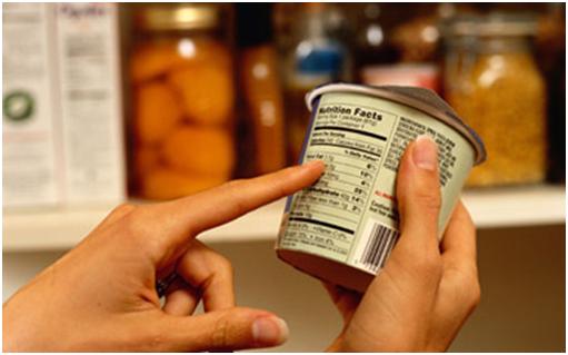 """Cortesías para el curso """"Comprensión de etiquetas de alimentos"""""""