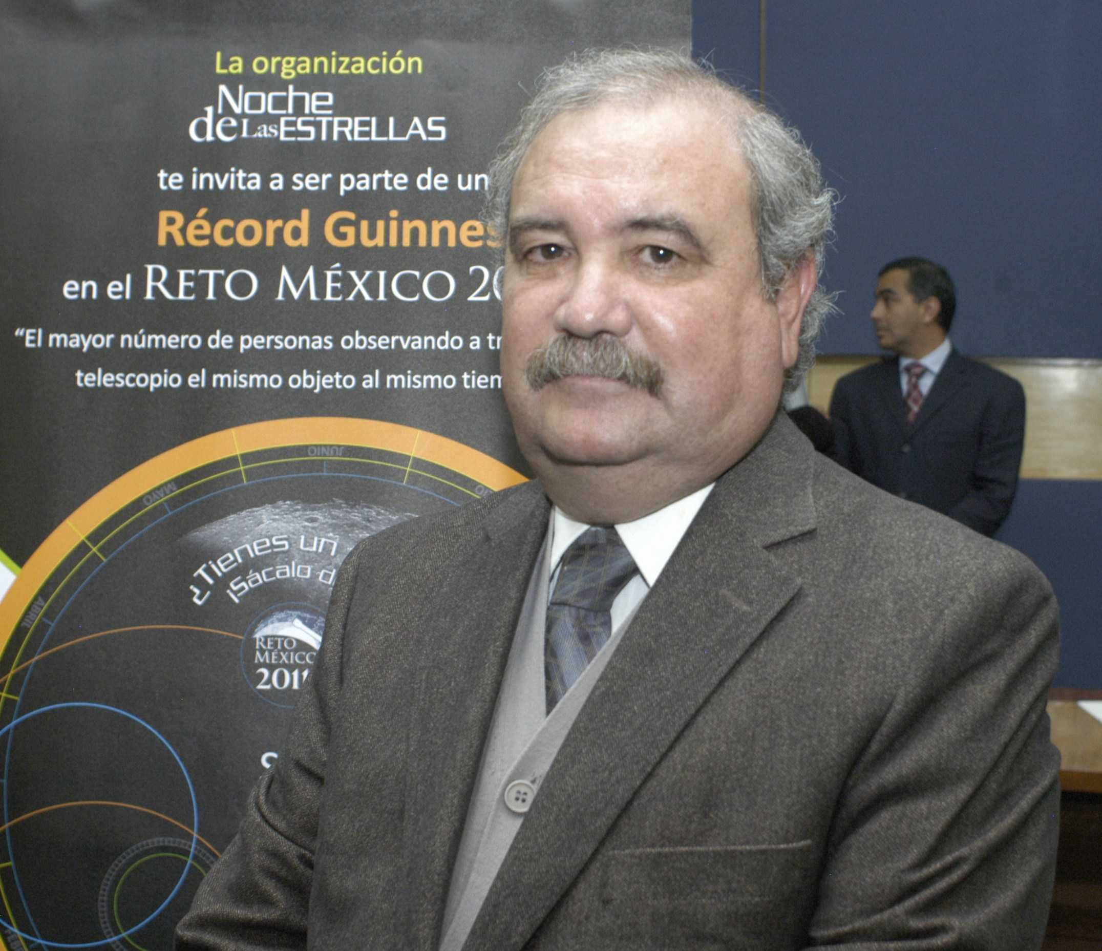La otra cara de la UNAM: el Dr. Carlos Arámburo de la Hoz, Coordinador de la Investigación Científica