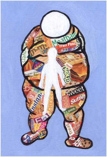 La obesidad se ha cuadruplicado en países en desarrollo