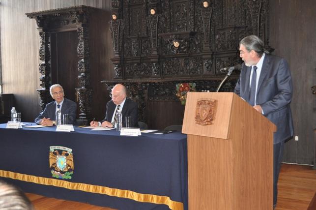 El 85 aniversario del Instituto de Biología en el Palacio de la Autonomía