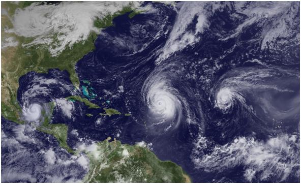 La amenaza latente de los súper huracanes