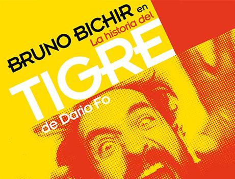 Darío Fo y Bruno Bichir