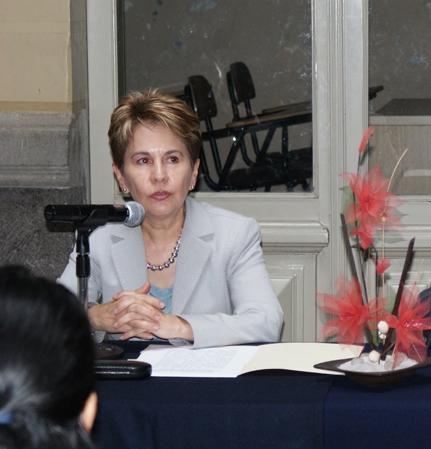 Entrevista con la Dra. María Eugenia Herrera Lima 2da parte