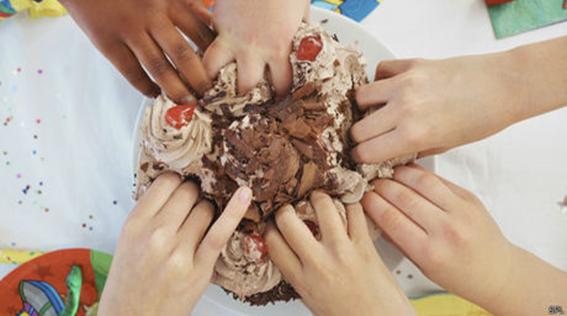 La hiperactividad y el azúcar