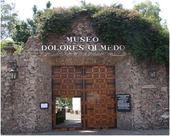 Exposiciones y renovación del Museo Dolores Olmedo