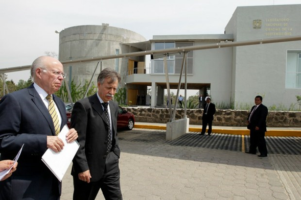 Nuevo Laboratorio Nacional de Ciencias de la Sostenibilidad (UNAM)