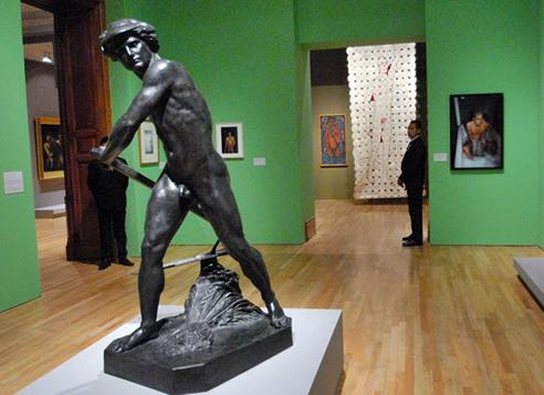 Los desnudos del MUNAL