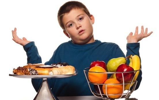 Frenemos la obesidad infantil